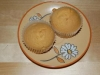 Muffiny, mufinki, babeczki śmietankowe dla osób z alergią na mleko