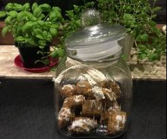 Fafernuchy kurpiowskie ciasteczka marchewkowo-miodowe