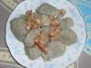 kluski kładzione z ziemniaków