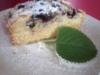 Bezglutenowy biszkopt z owocami