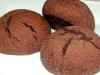 Ciastka czekoladowe z miętą
