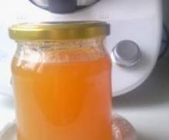 Syrop mirabelkowy do kawy lub herbaty