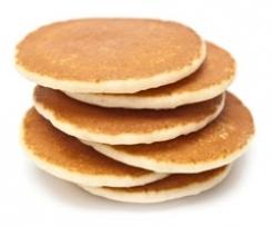 Wariant USA Pancakes - podwójna porcja :)