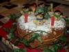 Bożonarodzeniowy kołacz