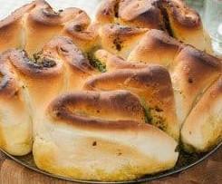 Chlebek turecki FLADEN idealny na grilla