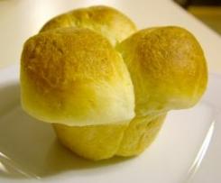 Mięciutkie maślane bułeczki z pomarańczową nutą ;o)