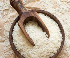Gotowanie ryżu basmati