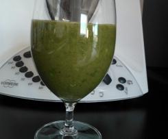 Zielony koktajl z sałaty