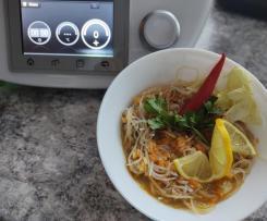 Zupa z grzybami w pięciu smakach