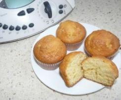 Babeczki cytrynowe (muffiny, muffinki)