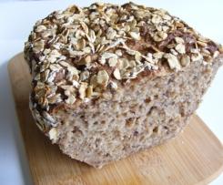 Chleb Pszenno-Żytni Razowy z Zaparką