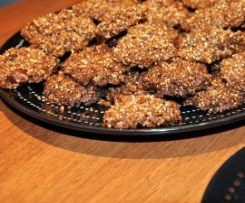 zdrowe ciasteczka z musli