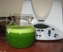 Sok z Zielonej pietruszki pełen witamin