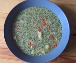 Zupa koperkowa klasyczna