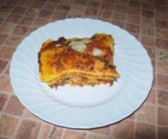 Nalesnikowa lasagna