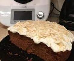 Lekkie ciasto marchewkowe ;)