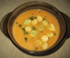 Włoska zupa Solferino
