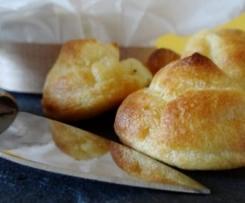 Muffinki z sera Camembert