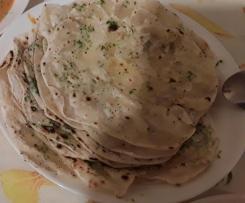 Chlebek indyjski Roti