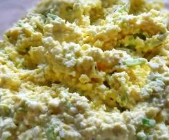 Pasta jajeczno - serowa