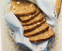Ziarnisty chleb błyskawiczny
