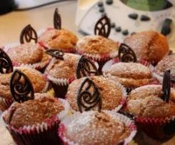 Muffinki miodowe