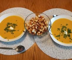Wariant Zupa Krem z batatów