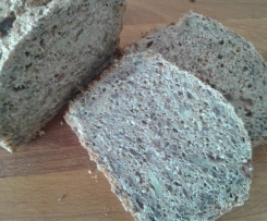 Chleb gryczano-orkiszowy