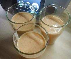 Smoothie mango + truskawki + kiwi ... Pychotka