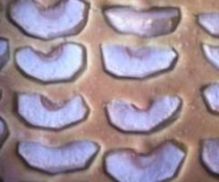 Ciasto owocowe bezglutenowe