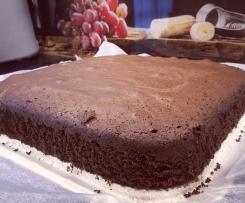 Najlepszy kakaowy biszkopt bezglutenowy (biszkopt jaglany bez glutenu)