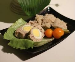 Pieczeń rzymska z jajem
