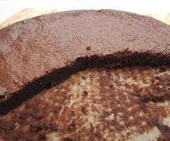 Ciasto czekoladowe jak brownie, ekspresowe
