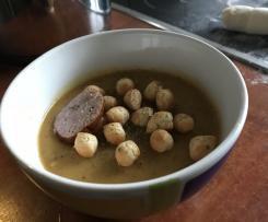 Saska zupa ziemniaczana z boczkiem