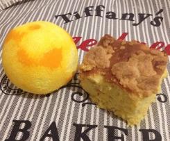 Ciasto dyniowe z nuta pomarańczy