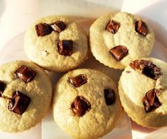 Zblendowana pieczona owsianka - muffinki owsiane