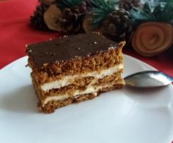 Świąteczny sernik gotowany :)