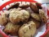 Pieguski z czekoladą i żurawinką :-)