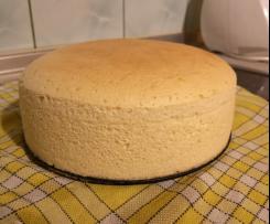 Japanese Cotton Cheesecake czyli japoński sernik puszysty