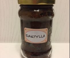 DAKTYLLA - nutella z daktyli