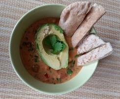 zupa curry z ciecierzyca