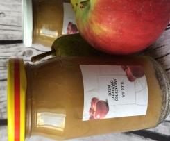 Dżem jabłkowo-gruszkowy